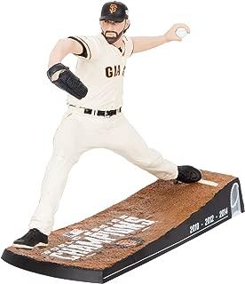 McFarlane Toys San Francisco Giants Madison Bumgarner World Series Limited Edition Collector Box Action Figure