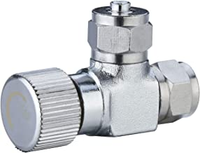 Bluecell Copper Needle Valve CO2 Adjustment Valve for Accurate CO2 Regulation