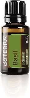 Best basil oil doterra Reviews
