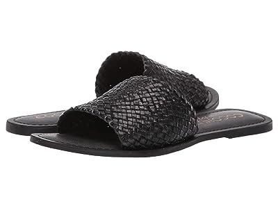 Matisse Zuma Woven Sandal (Black) Women