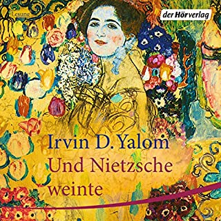 Und Nietzsche weinte                   Autor:                                                                                                                                 Irvin D. Yalom                               Sprecher:                                                                                                                                 Markus Pfeiffer                      Spieldauer: 17 Std. und 10 Min.     475 Bewertungen     Gesamt 4,7