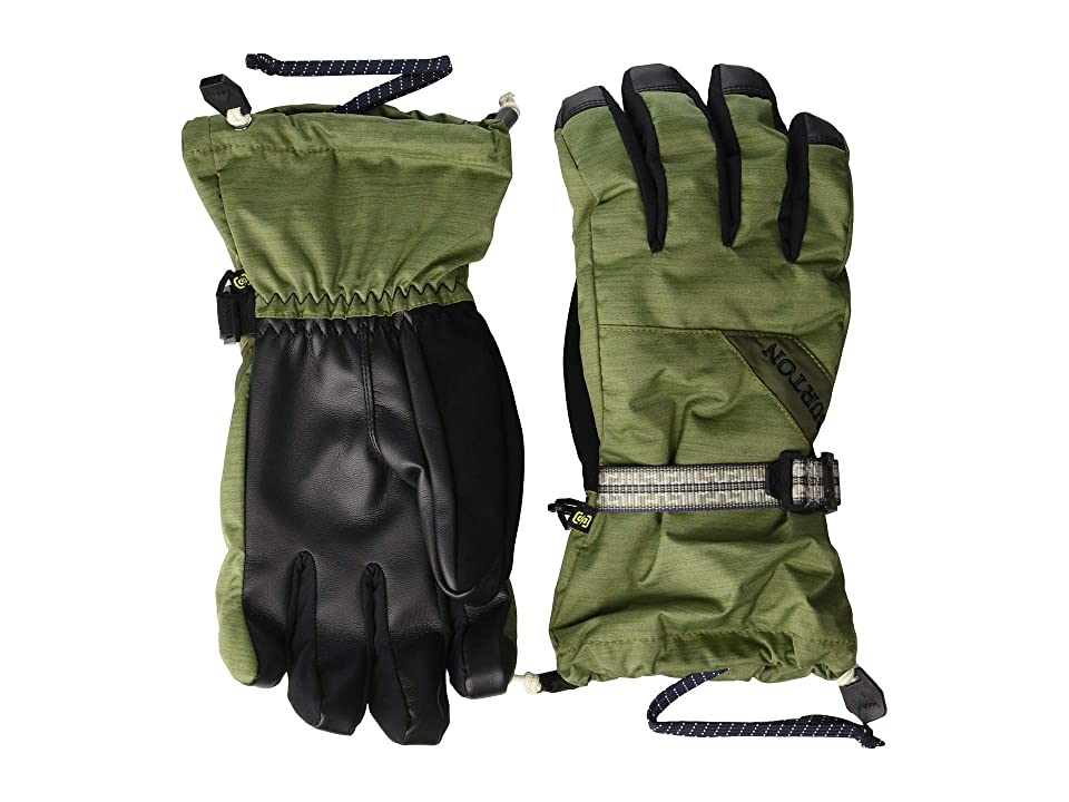 Burton Prospect Gloves (Clover/Forest Night) Snowboard Gloves