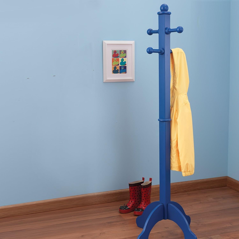 KidKraft 19261 Deluxe Clothes Pole, bluee