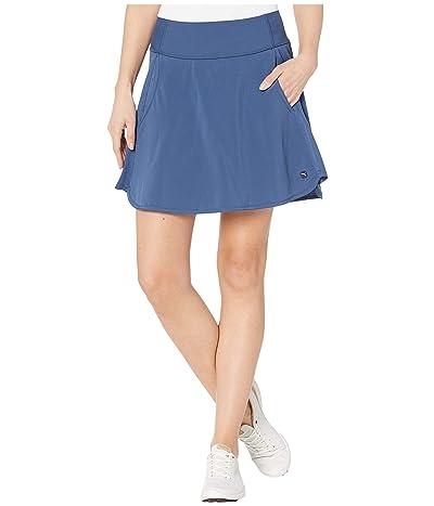 PUMA Golf PWRSHAPE Fashion Skirt (Dark Denim) Women