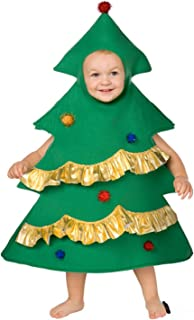Green Christmas Tree Costume - Small