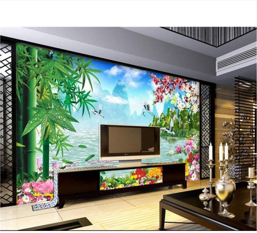 Mznm 3D Room Photo Wallpaper Quality inspection Sticker Mural price Custom Non-Woven Wall