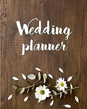 Wedding Planner: (8