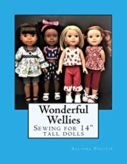 Wonderful Wellies: Sewing for 14