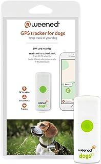 Weenect Dogs 2 -Il collare GPS cani più piccolo al mondo