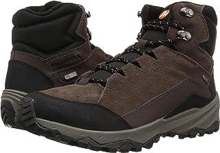 حذاء ثلج رجالي مضاد للماء من Merrell ICEPACK MID Polar، بني داكن، 10 M US