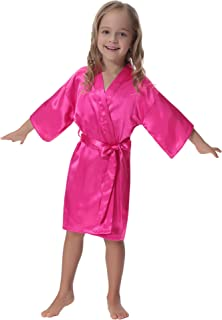 Best girls green bathrobe Reviews