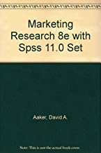 Marketing Research Eighth edition with SPSS 11.0