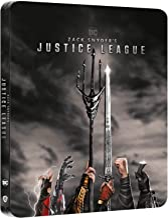 Zack Snyder's Justice League 4K UHD Steelbook