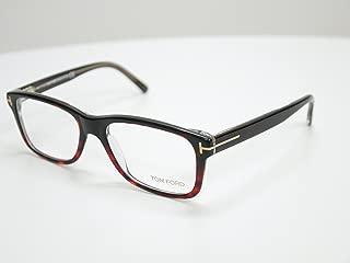 Tom Ford Men's Optical Frame Plastic Non-Polarized Glasses 53