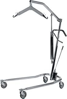 Invacare 9805 Chrome Hydraulic Patient Body Lift