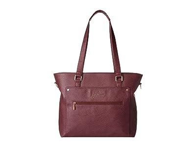 Ju-Ju-Be Everyday Tote (Plum) Tote Handbags