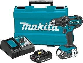 "Makita XFD10R 18V Compact Lithium-Ion Cordless 1/2"" Driver-Drill Kit"