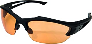 Edge Tactical Eyewear SG610 Acid Gambit Matte Black with Tiger's Eye Lens