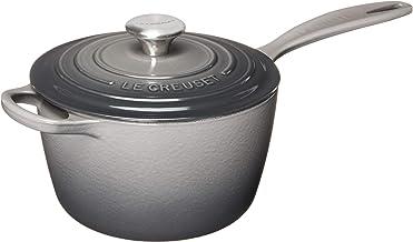 Le Creuset Enameled Cast Iron Signature Saucepan, 2.25 qt., Oyster