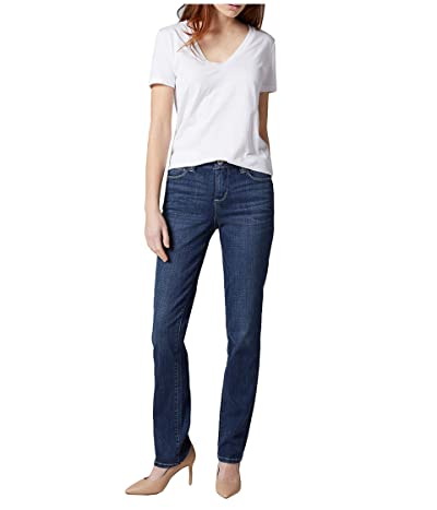 Jag Jeans Ruby Straight Leg Jeans (Seaport Blue) Women