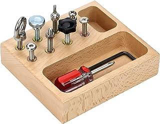 Biubee 11 Pcs Montessori Screw Driver Board Sets- Kids Montessori Screw Materials Practical Basic Life Skills Educational ...