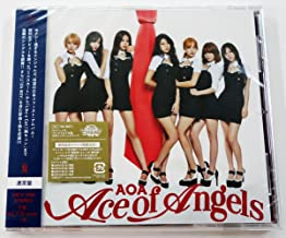 AOA - Ace of Angel [1st Press Edition] CD+Photocard [Japan Press] + Extra Gift Photocards Set