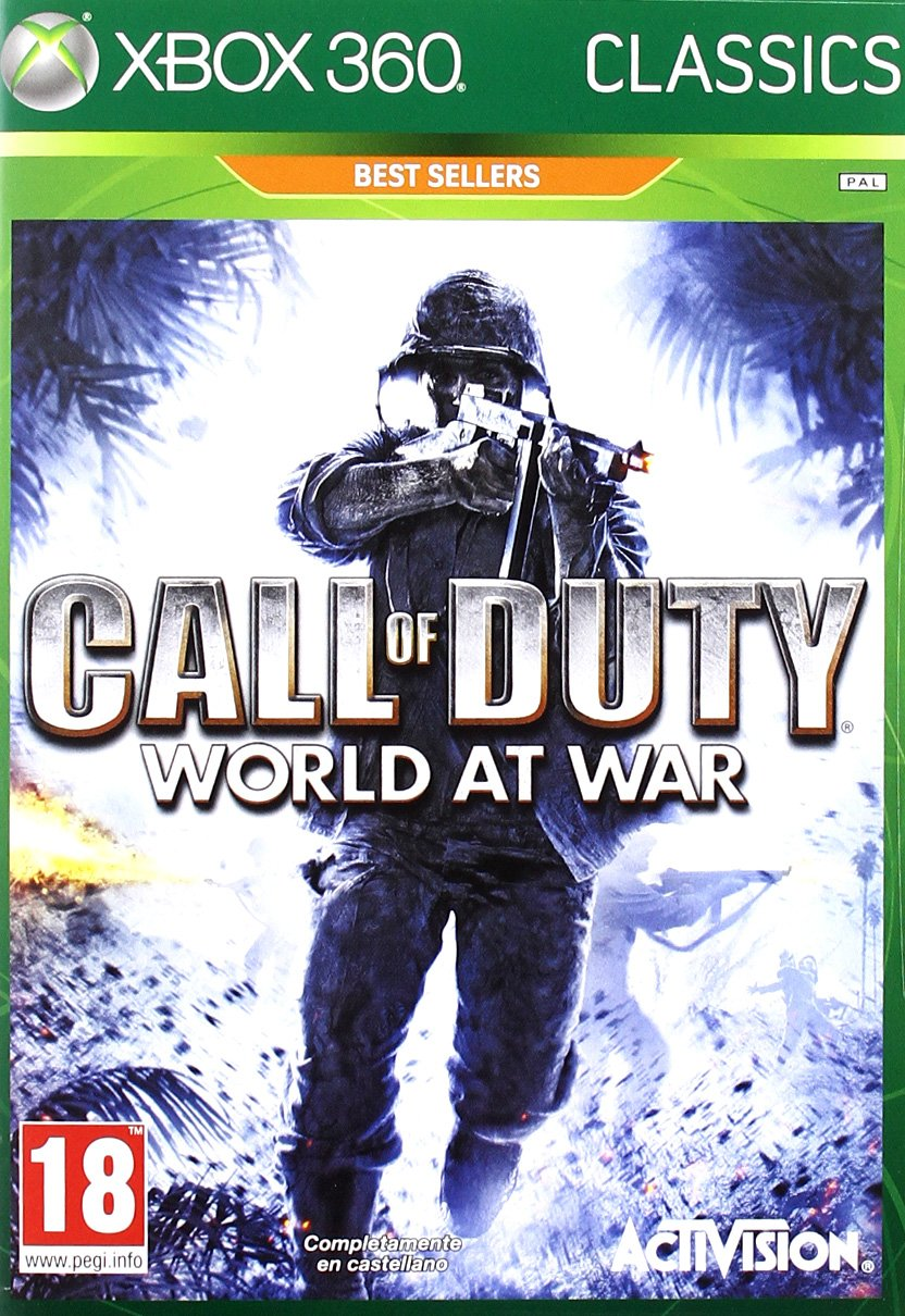 Call Of Duty: World At War - Classics: Amazon.es: Videojuegos