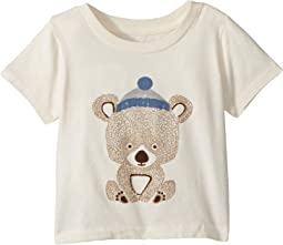 Bear with Beanie Tee (Infant)