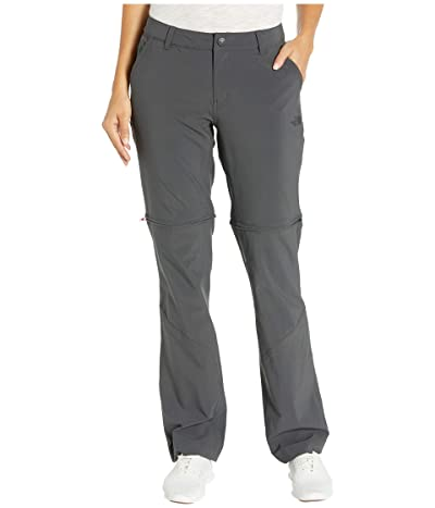 The North Face Paramount Convertible Pants (Asphalt Grey) Women