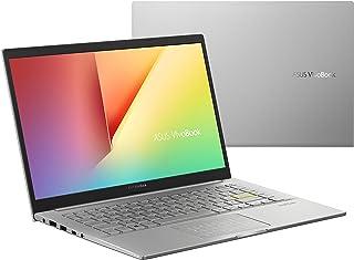 ASUS Vivobook S S433EA-EB778T PC Portable 14-14.9 FHD (I7 1165G7, RAM 16G, 512G SSD PCIE , Windows 10) Clavier AZERTY Français