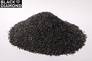 Black Diamond Abrasive Blast Media, Coal Slag, Coarse Grade, 10/40 Mesh Size (5 LBS)