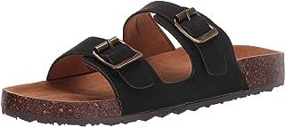 Amazon Essentials Sandales à Boucle Femme