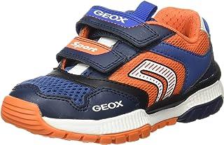 Geox J Tuono Boy A, Sneakers Basses Garçon