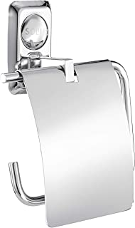 Amazon Brand - Solimo Piton Stainless Steel Toilet Paper Holder