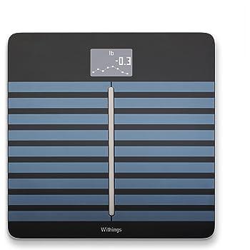 Withings スマート体重計 Body Cardio ブラック Wi-Fi/Bluetooth対応【日本正規代理店品】