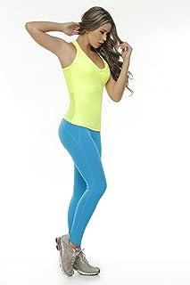 BJX Fitwear, Women's Leggins Sportwear Solid Colors Pants. Suplex