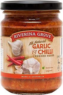 Riverina Grove Garlic Chilli Sauce 240 g