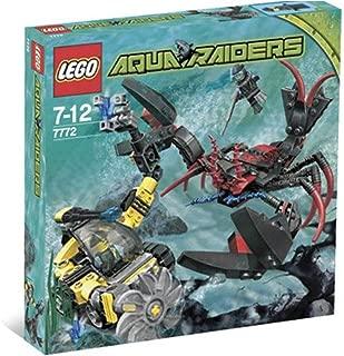 lego lobster piece