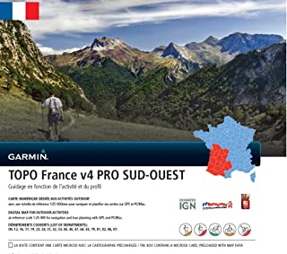 GARMIN topog 说唱捷克 V4PRO MAP OF 法国