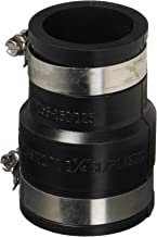 WORLDWIDE SOURCING FC56-15125 Flexible Pipe Coupling, 1-1/2 X 1-1/4 In In, quot quot