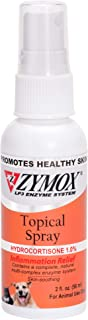Zymox Topical Spray with Hydrocortisone 1.0% - 2 fl oz
