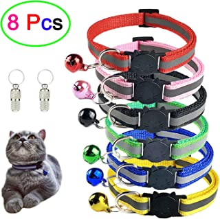 Best cat id tags and collars Reviews