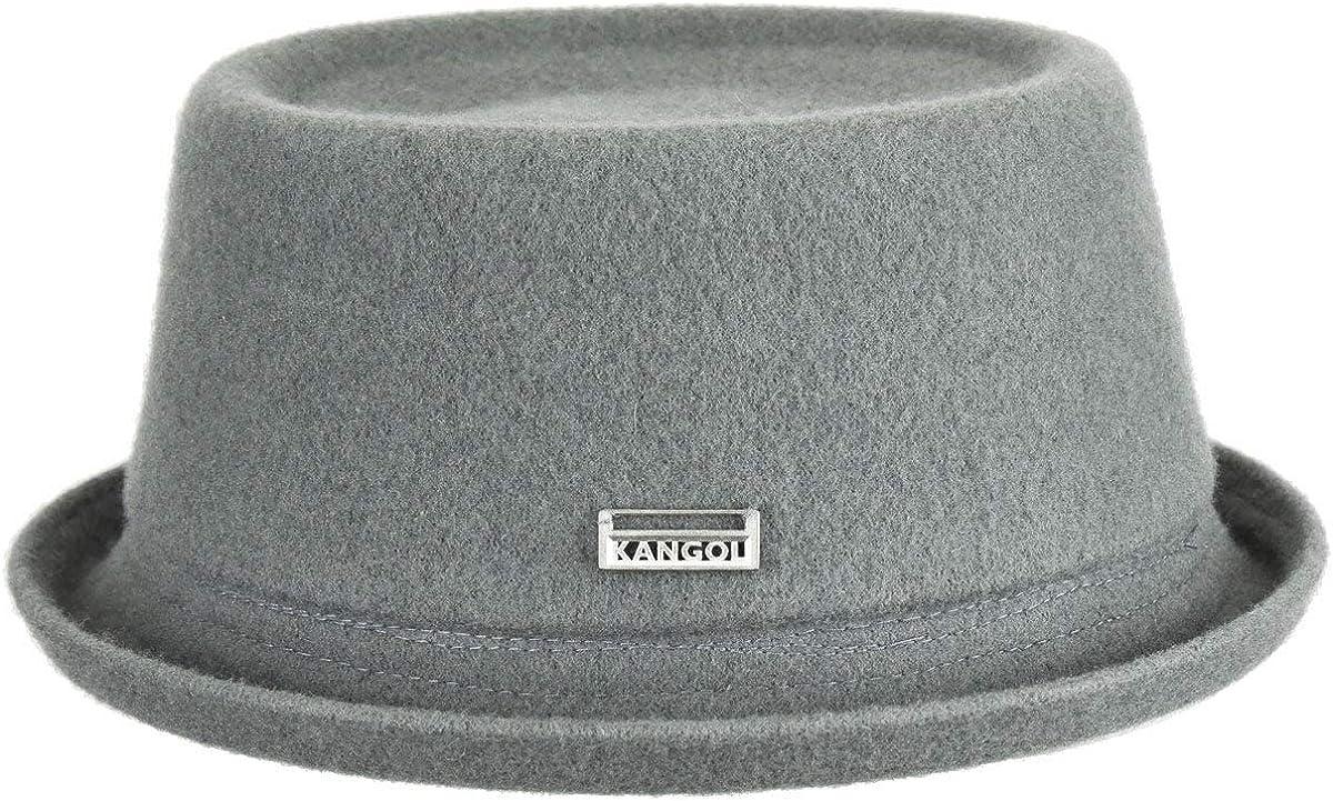 Kangol Mens Wool Mowbray Pork Pie Hat Hat