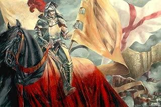 Lancelot Cool Wall Decor Art Print Poster by Ruth Thompson 24x36