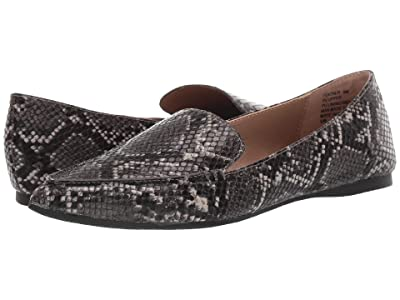 Steve Madden Feather (Grey Snake) Women
