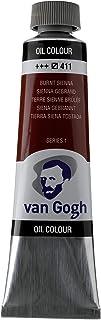 Van Gogh 2054113 Paint Oil Burn SIENN, us:one Size, Burnt Sienna