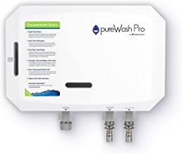 Greentech Environmental pureWash Pro X2 Detergent-Less Laundry System – Ozone Generator for Washing Machines