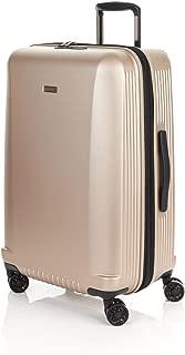 Flylite Latitude 68cm Hard Suitcase Luggage Trolley Beige Medium