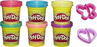Play-Doh A5417EU9 Play-Doh Sparkle Compound Collection