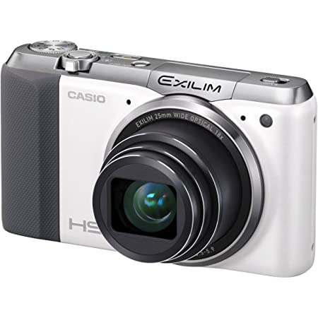 CASIO EXILIM デジタルカメラ ハイスピード 1610万画素 光学18倍ズーム ホワイト EX-ZR700WE